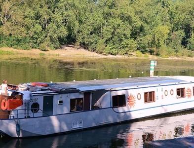 Tourisme fluvial : définition de la faisabilité d'une flotte mue à l'énergie électrosolaire